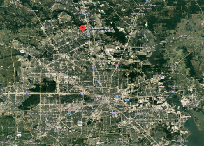 TRG Datacenters A Houston Data Center Google Maps