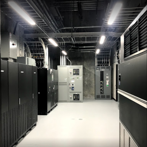 TRG Datacenter servers